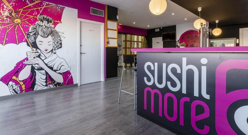 La franquicia Sushimore continúa su expansión en España