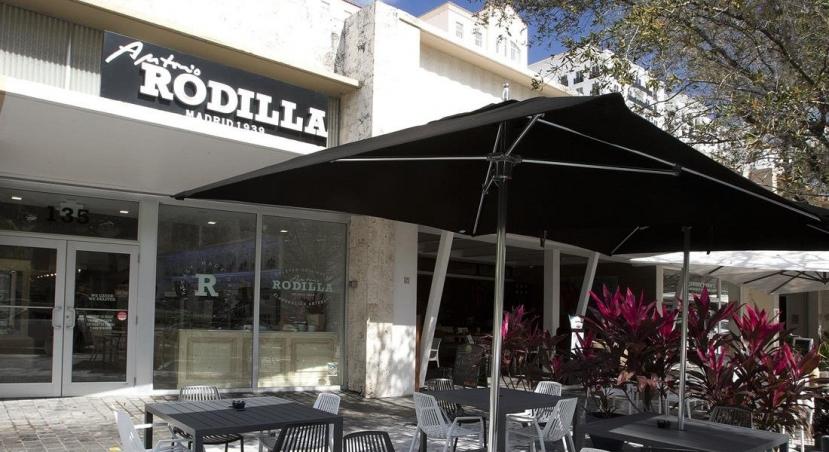 Rodilla abre su tercer establecimiento en Miami