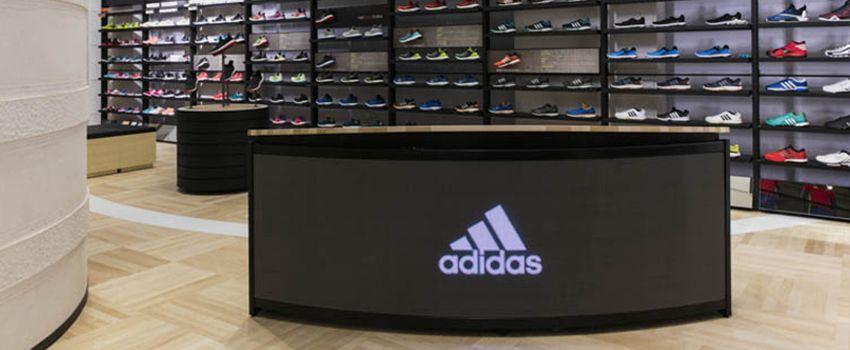 Adidas se expande en España a través de las franquicias